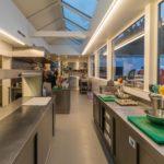 Doorn 12 - keuken - wandbekleding - verlichting - veranda - koepel