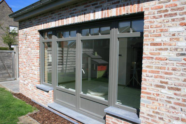 Pvc ramen en deuren van topkwaliteit groep cnudde