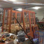 Hout - ramen - atelier