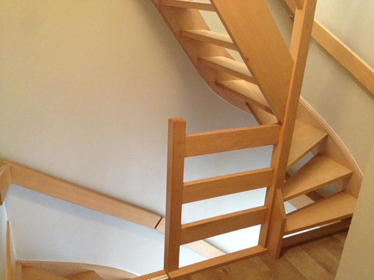 Interieur – trappen