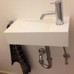Verzelen duinbergen sanitair - wc - badkamer - meubel