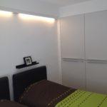 Verzelen duinberngen slaapkamer - dressing - kasten