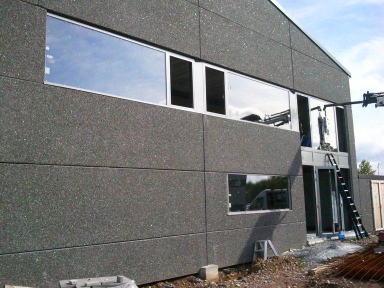 Aluminium ramen