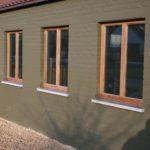ramen - voordeur - hout