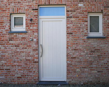 Isolerende voordeur