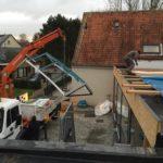 Doorn 12 - keuken aanbouw - veranda - ramen - koepel - alu