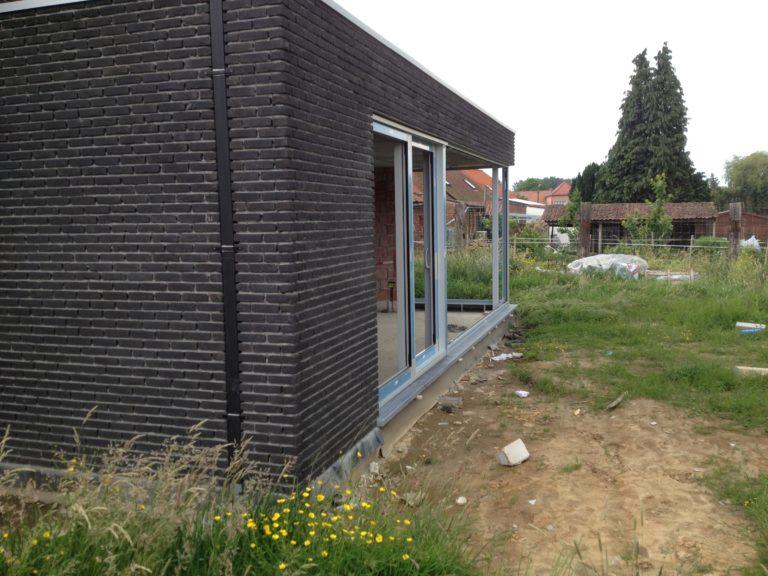Plaatsing ramen en deuren