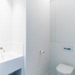 sanitair - corian - kasten - verlichting
